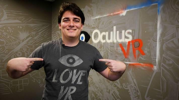 The brains behind Oculus Rift | Stuff co nz