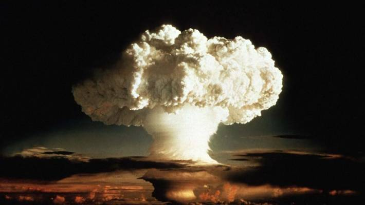 an overview of the concept of the hydrogen bomb and the potential danger Theories, experimental results and applications associated with hydrogen behavior in amorphous metals and alloys are reviewed an emphasis is made on the potential use of these advanced materials for hydrogen storage technology.