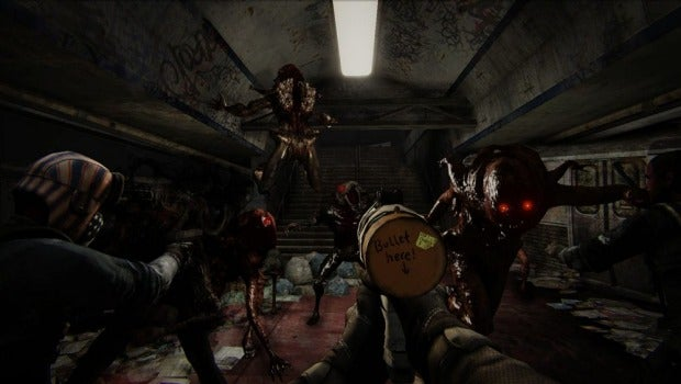 NUKE 'EM: Nether is a first-person, post apocalypse survival-shooter set in a world where solar flares have mutated most ...