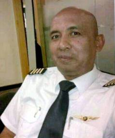 The brother-in-law of Zaharie Ahmad Shah spoke up for the MH370 pilot.