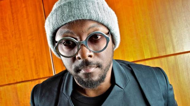 Black Eyed Peas' frontman Will.i.am appears poised to unveil his own voice-controlled wristband smartphone.