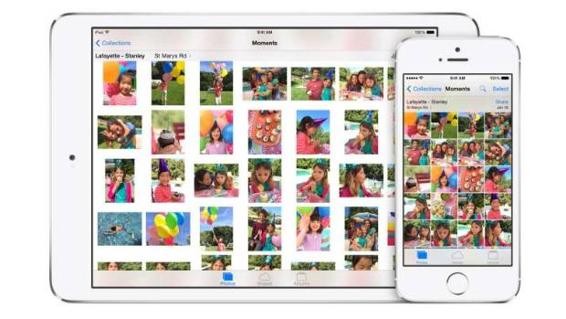 PHOTOS: Apple iOS8.