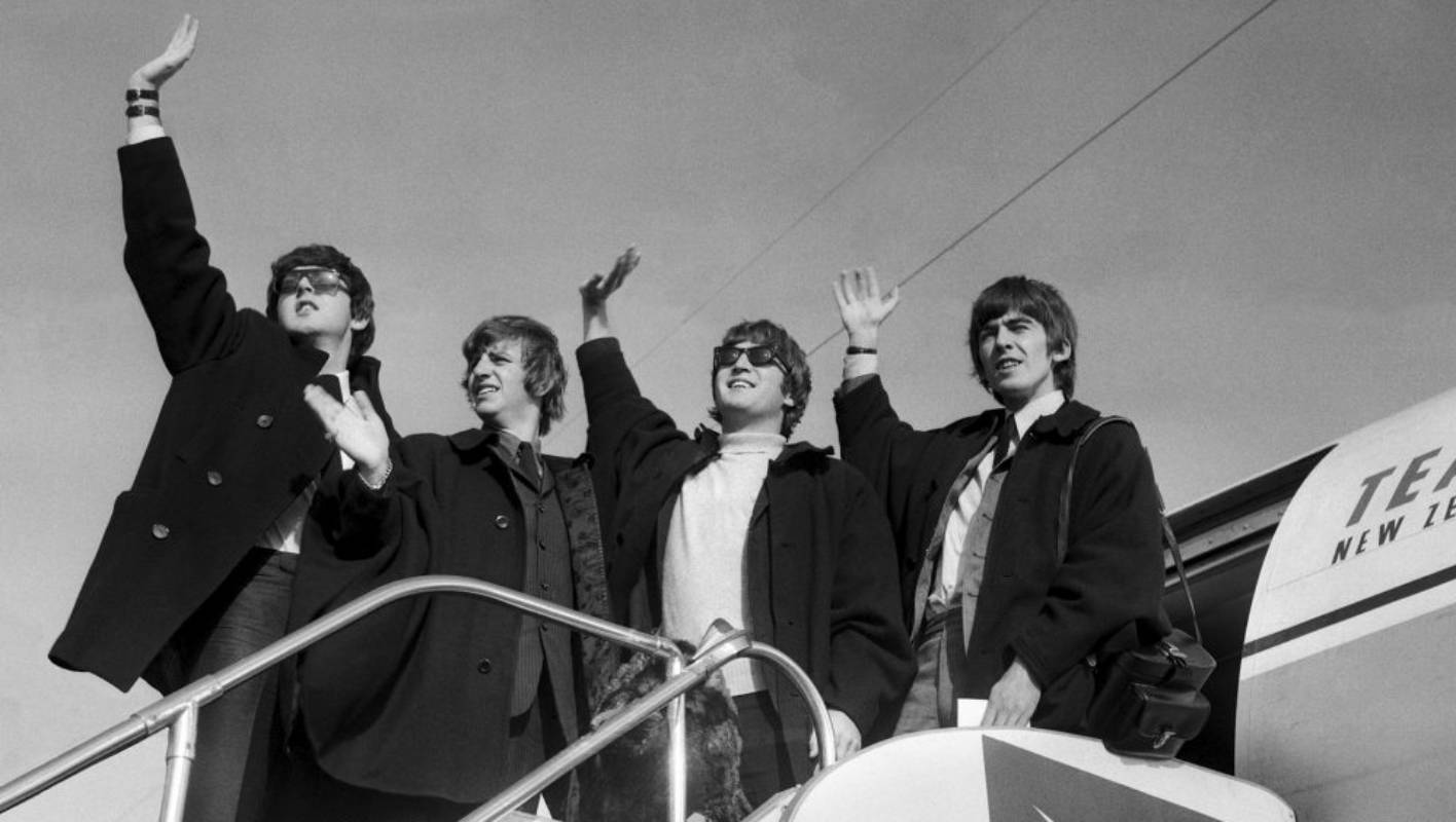 Larry Kane on the fab four life - touring with The Beatles | Stuff.co.nz