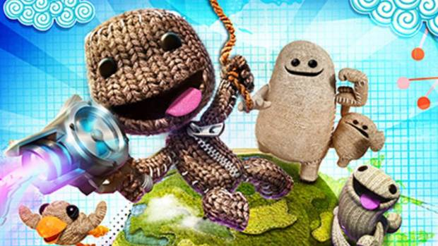 LITTLE BIG TRILOGY: Sackboy and his new friends leap onto PlayStation 4.