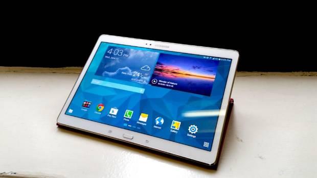 PREMIUM: Samsung's new Galaxy Tab S.