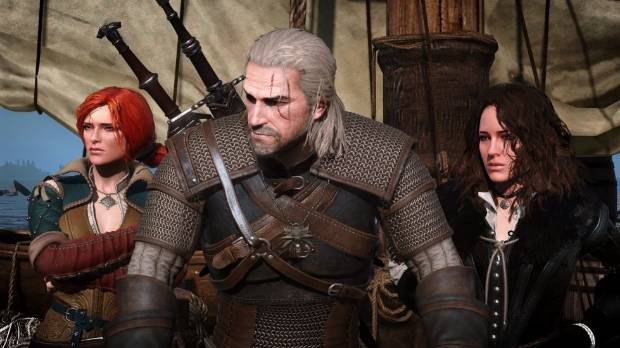 READ THE BOOK: A major Witcher 3 leak has left spoilers all over the web.