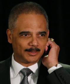 I'M LISTENING: United States Attorney General Eric Holder wants to give European Union citizens the right to sue in ...