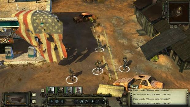 RECYCLING: Wasteland 2 almost set a record for most money raised in a video game Kickstarter, although the full game is ...