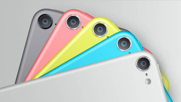 MUSIC BOX: Apple has introduced a camera to its 16GB iPod Touch.
