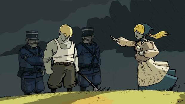 Review: Valiant Hearts: The Great War | Stuff co nz