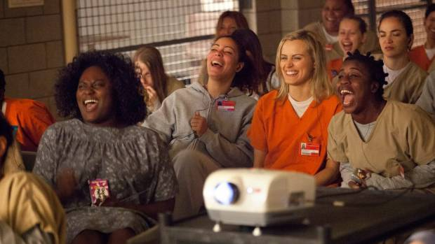 NETFLIXED: Binge watching Orange is the New Black becomes lucrative.