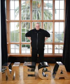 BABOOM: Kim Dotcom, founder of online streaming music service designed to bypass the record companies and ...