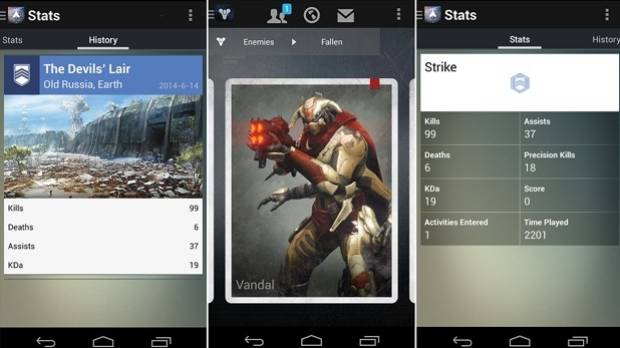 destiny companion pc Games Android