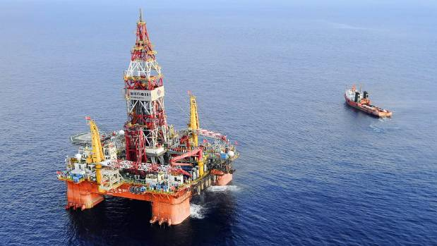 The prospect of deep sea oil drilling off the Canterbury coast has the Christchurch City Council worried.