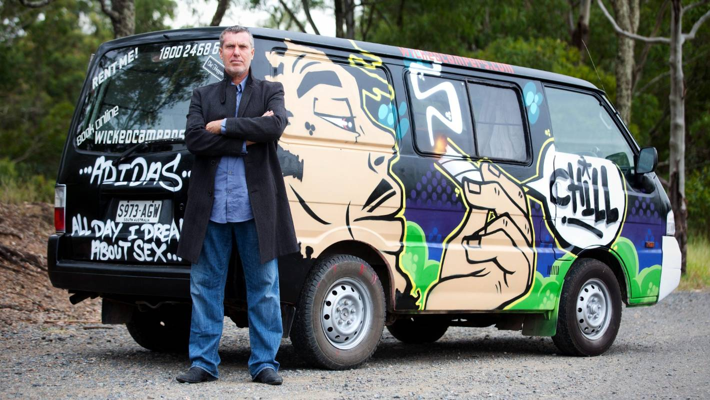 f3d9b1687a Advertising Standards Authority raises concerns over Wicked Campers  non-compliance