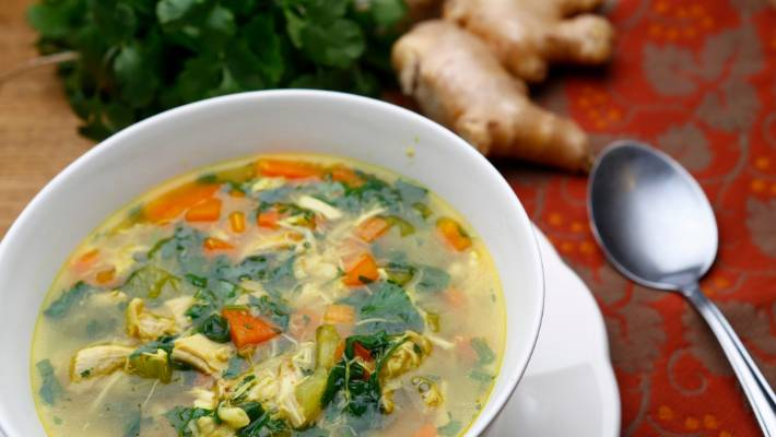 What to eat when you have a cold or flu | Stuff co nz
